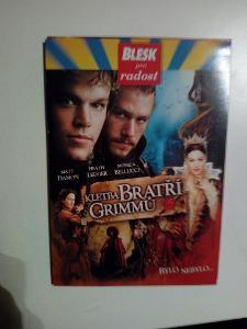 DVD film, Kletba bratří Grimmů