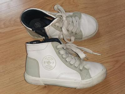 tenisky boty   kecky  kotníčkové  vel 27