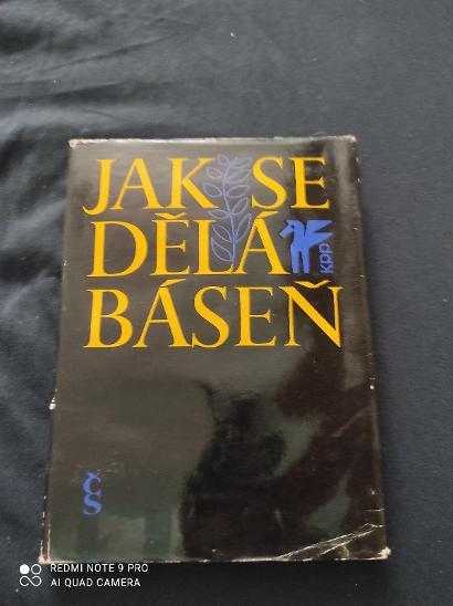 Jak se dělá báseň 1970 - Knihy