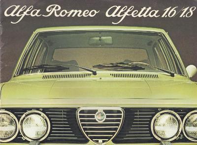 Alfa Romeo Alfetta 1.6/1.8