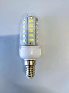 Sada LED žárovek 7W E14 (10ks)