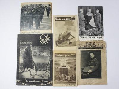 Sada Časopisů, Vojsko, 6 ks