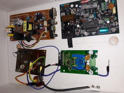 4x DPS na součástky
