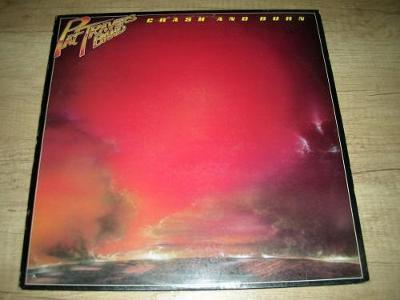 Pat Travers Band – Crash And Burn (1980) USA 1.Press ,NM-