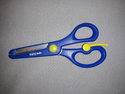 nůžky pro nejmenší