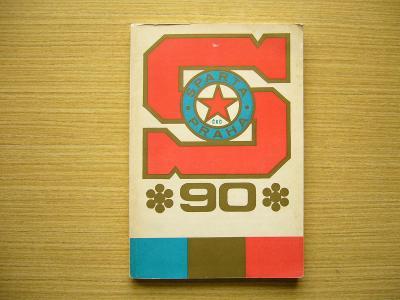 TJ Sparta ČKD Praha 1893-1983. Almanach k 90. výročí | 1983 -a