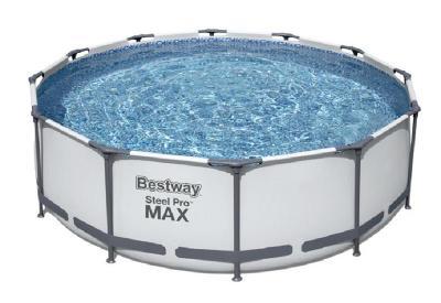 Bazén s konstrukcí 366 x 122 cm samostatný