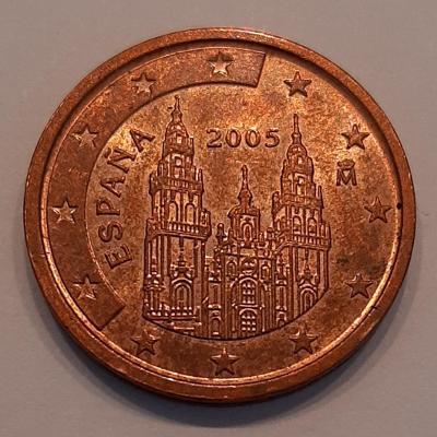 Španelsko 2 cent 2005