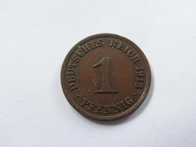 1 Pfennig 1913 A