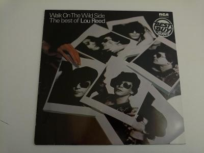 Lou Reed - Walk On The Wild Side (The Best Of) - Top Stav - 1989 - LP