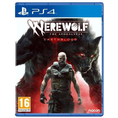 PS5 Werewolf The Apocalypse - Earthblood