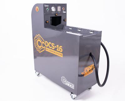 Carbon Clean DCS-16 Zařízení pro čištění filtr pevných částic DPF FAP