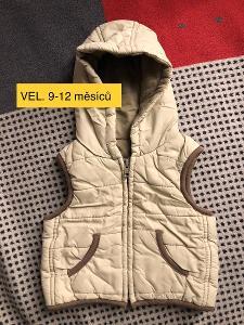 Dětská vesta VEL. 80