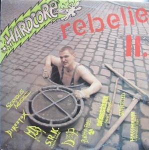 LP + příloha REBELIE II. Hardcore SUPER STAV !!