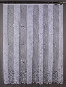Záclona výška 100 cm