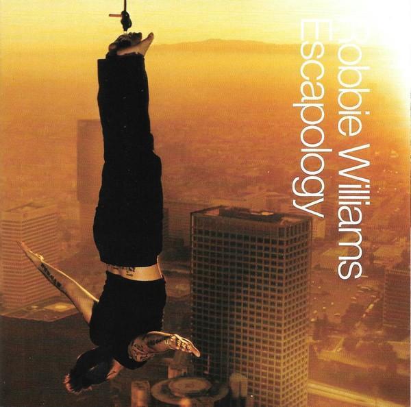 CD - ROBBIE WILLIAMS - Escapology - Hudba
