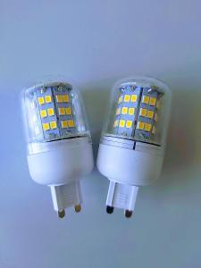 Sada LED žárovek 5W s paticí G9 (10ks)