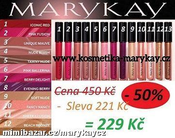 Mary Kay Unlimited™ Lesk na rty
