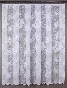 Záclona výška 140 cm