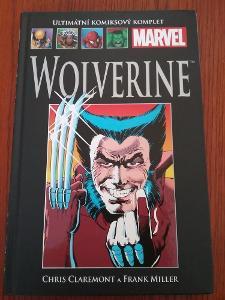 Marvel komiksy z Ultimátního komiksového kompletu