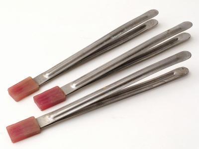 #2864A sada - 3x kovová pinzeta pro zpracování fotografických papírů