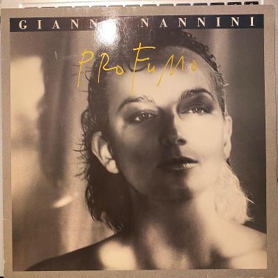 Gianna Nannini – Profumo - LP vinyl