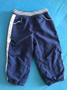 Chlapecké Zateplené kalhoty VEL. 74