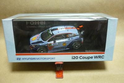 Hyundai i20 Coupe WRC  IXO  1/43