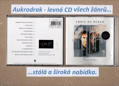 CD/Chris de Burgh-Power Of Ten