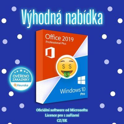 Windows 10➕Office 2019