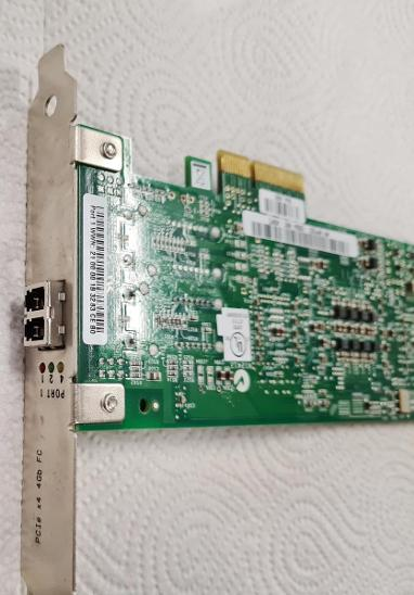 Síťová optická karta PX2510401-60 QLogic SANBlade 4 GB PCI Express - PC komponenty