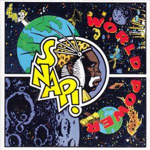 SNAP! – World Power CD 1990 electronic, hip house