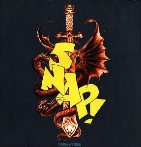 SNAP! – The Madman's Return CD 1990 euro house