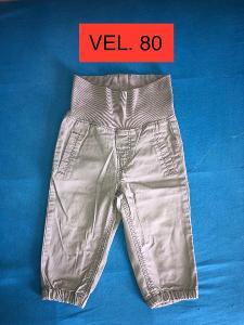 Chlapecké kalhoty VEL. 80