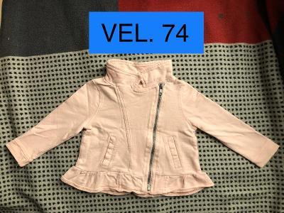 Dívčí mikina VEL. 74