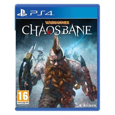 PS4 Warhammer: Chaosbane