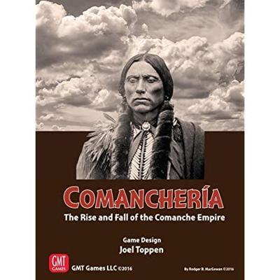 Comanchería: The Rise and Fall of the Comanche Empire - deskovka pro 1