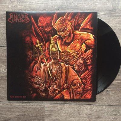 Diabolical Imperium – The Sacred Lie / VINYL / LIMITED 300 Ks