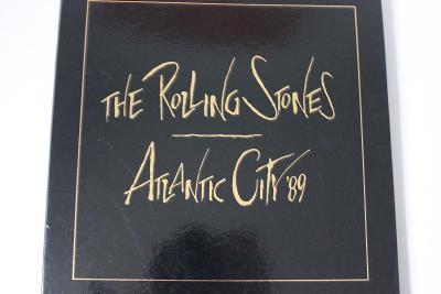 The Rolling Stones – Atlantic City '89 3xLP 1990 vinyl LUX jako nove
