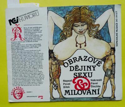 Erotika - sex - porno - Obrazové dějiny sexu