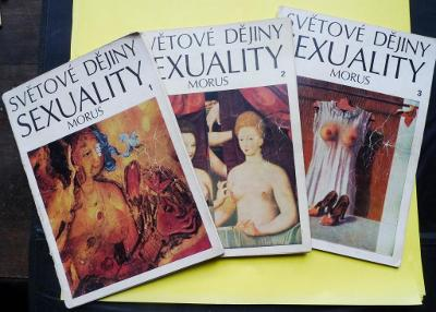 Erotika - sex - porno - Mozus - Světové dějiny sexuality 1 - 3