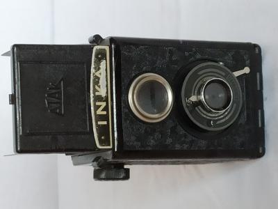 Fotoaparát ATAK-INKA se závěrkou ACRO