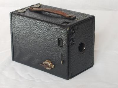 Historický fotoaparát KODAK - BOX