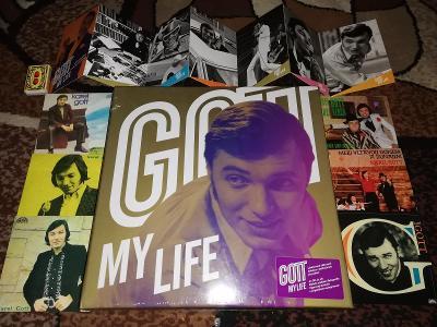KAREL GOTT - MY LIFE BOX , LIMIT EDICE, PODPIS GOTTA, NOVÉ +BONUS!