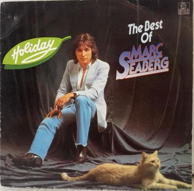 LP Marc Seaberg - Holiday - The Best Of Marc Seaberg, 1981 EX