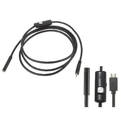 Inspekční kamera USB