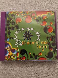 ŠVEHLÍK - THERE´S NO TIME (RARITA!! RACHOT 1995, HAJDOVSKÝ)