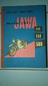 Oprava motocyklů Jawa 250,350,500 svépomocí