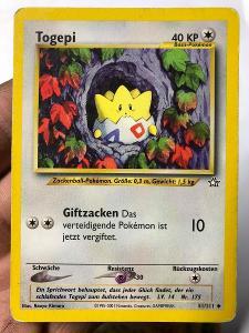 POKEMON CARD 41 TOGEPI 51/111