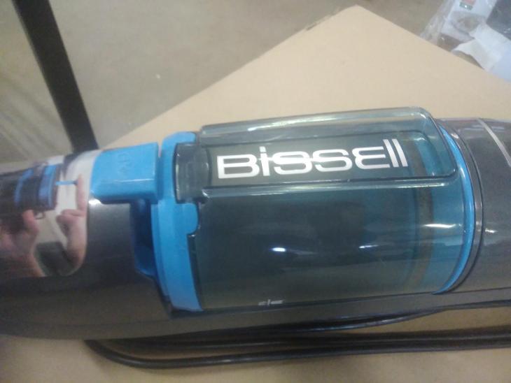 Parní mop a vysavač 2v1 Bissell Vac & Steam Titanium - Malé elektrospotřebiče